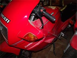 1987 Ducati Motorcycle (CC-1130320) for sale in Cadillac, Michigan