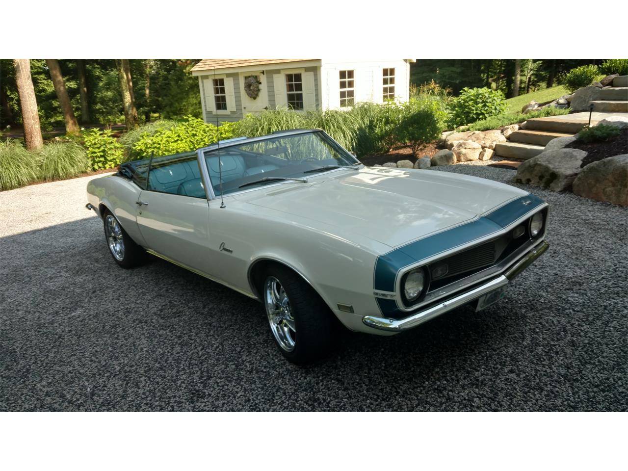 1968 Chevrolet Camaro (CC-1133200) for sale in East Greenwich, Rhode Island