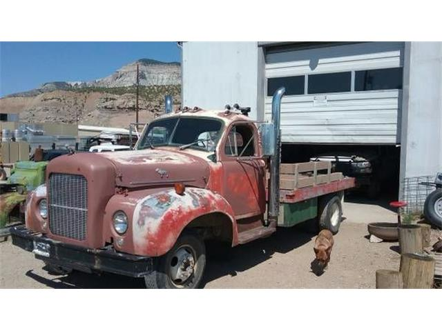 1957 Mack Truck (CC-1130322) for sale in Cadillac, Michigan