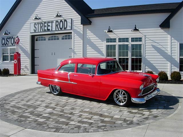 1955 Chevrolet 210 (CC-1133226) for sale in Newark, Ohio