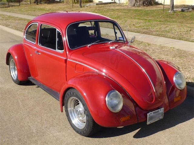 1971 Volkswagen Beetle (CC-1130374) for sale in Arlington, Texas