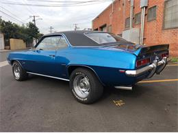 1969 Chevrolet Camaro (CC-1133887) for sale in Los Angeles, California
