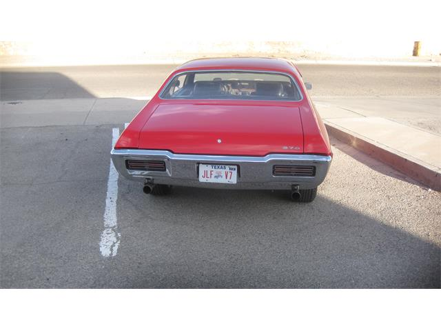 1968 Pontiac GTO (CC-1133906) for sale in EL PASO, Texas