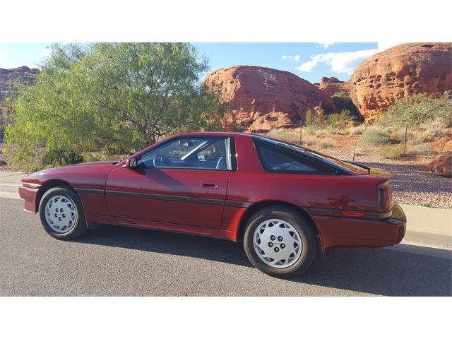 1986 Toyota Supra (CC-1133925) for sale in West Jordan, Utah