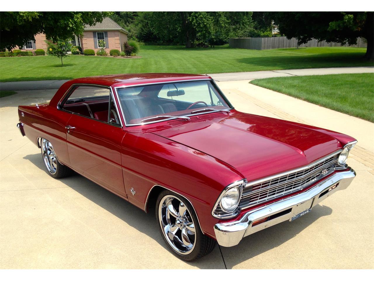 1967 Chevrolet Nova For Sale Classiccars Com Cc 1133960