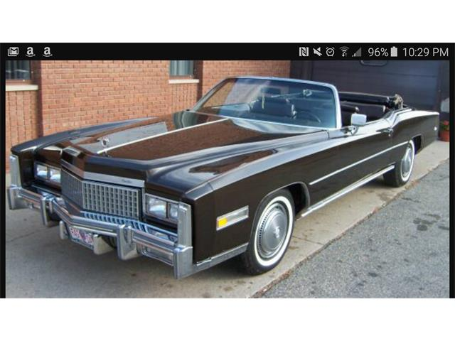 1975 Cadillac Eldorado (CC-1133964) for sale in New Hartford, New York