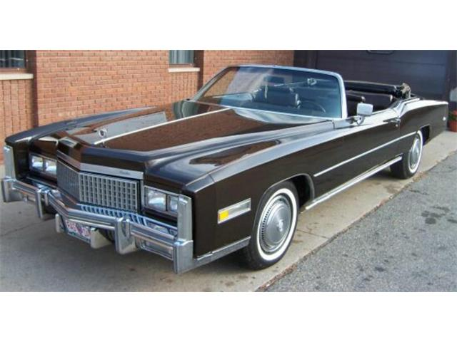 1975 Cadillac Eldorado (CC-1133964) for sale in Vernon, New York