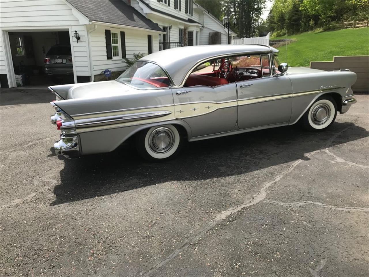 1957 Pontiac Laurentian (CC-1134150) for sale in West Pittston, Pennsylvania