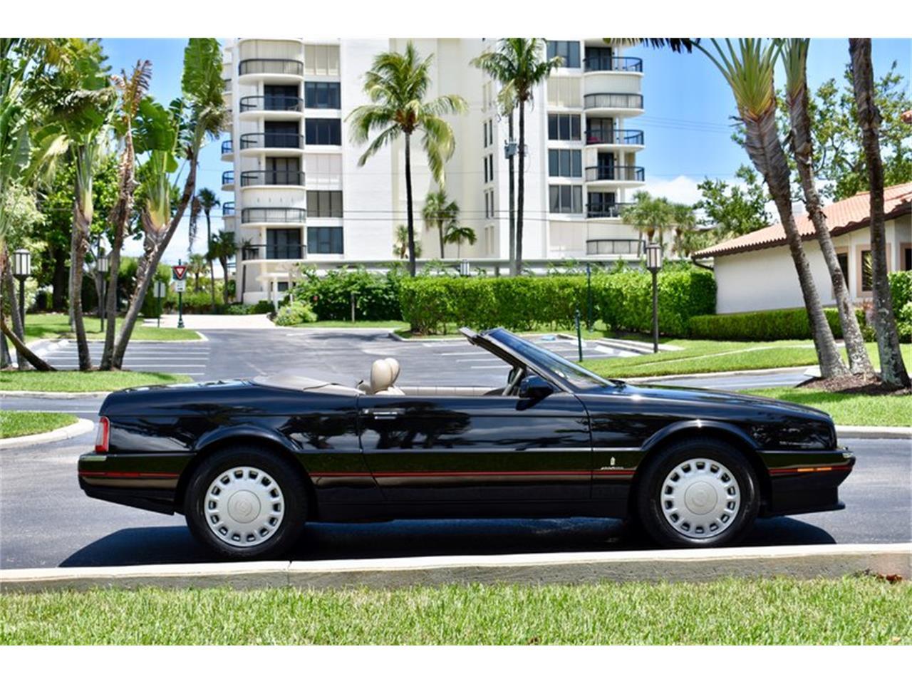 1993 Cadillac Allante (CC-1134221) for sale in Delray Beach, Florida