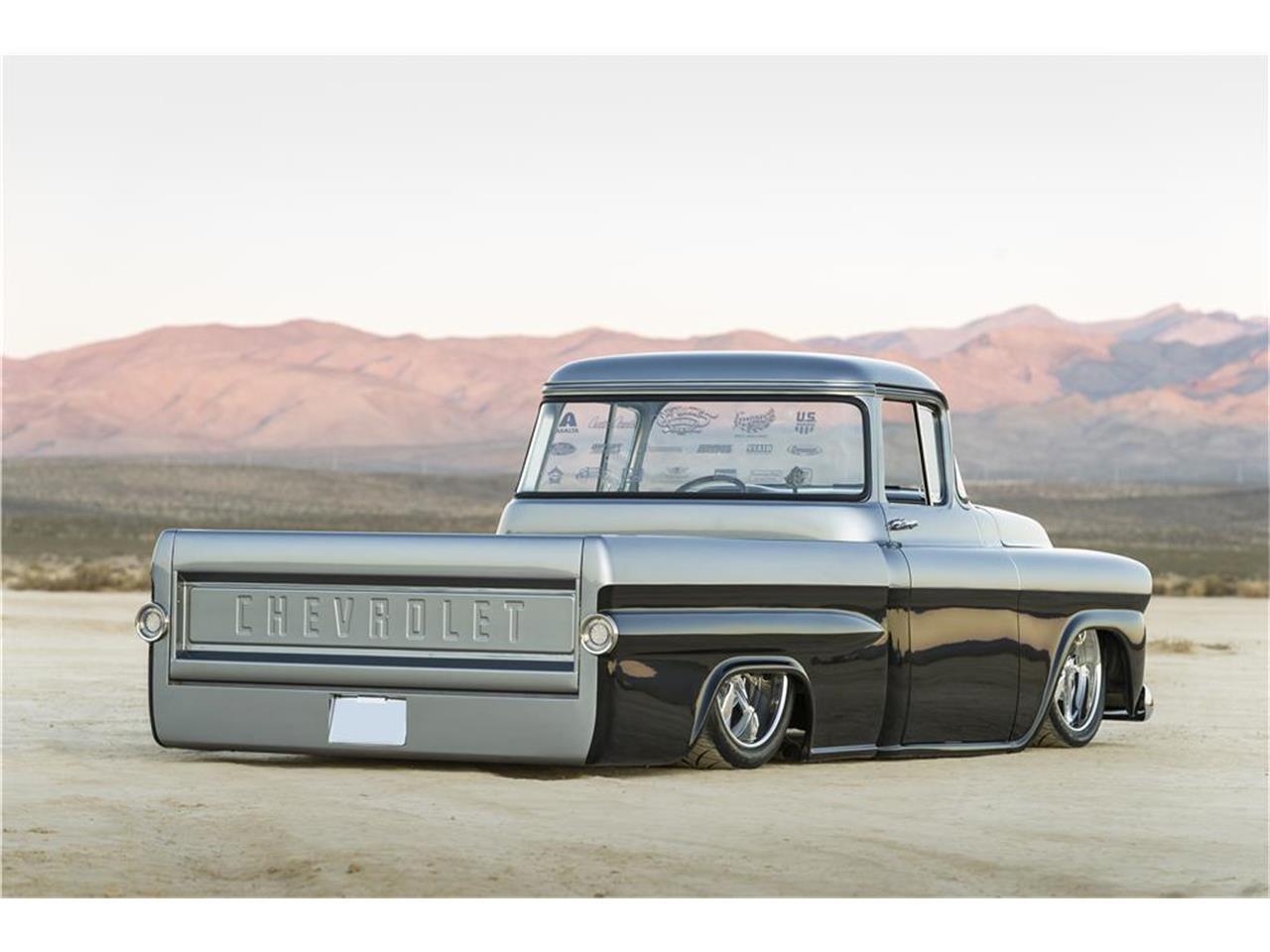 1958 Chevrolet Apache (CC-1134357) for sale in Las Vegas, Nevada