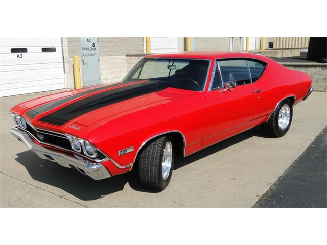 1968 Chevrolet Chevelle SS (CC-1134401) for sale in Prior Lake, Minnesota