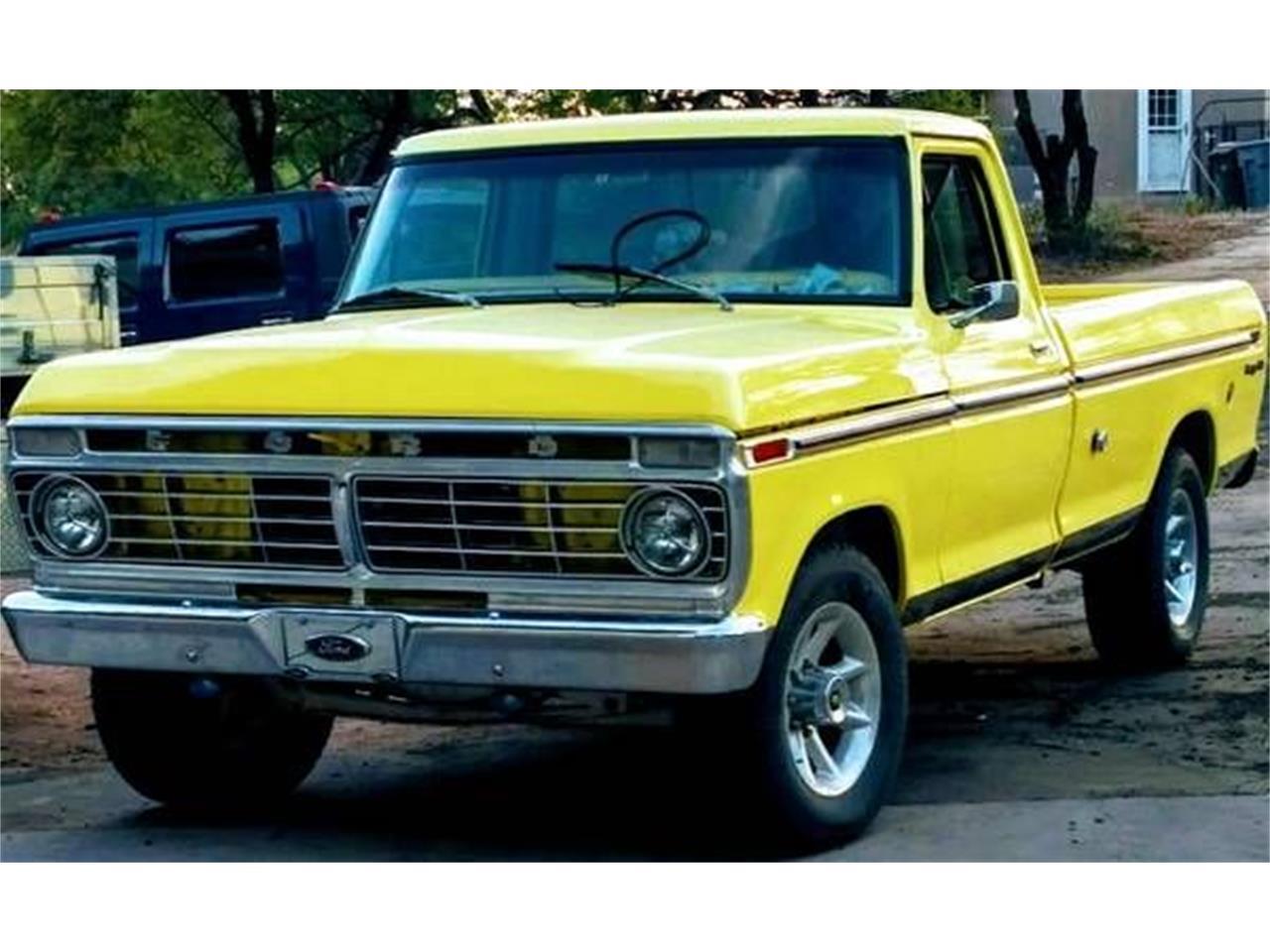 1973 Ford F250 For Sale Classiccars Com Cc 1134538
