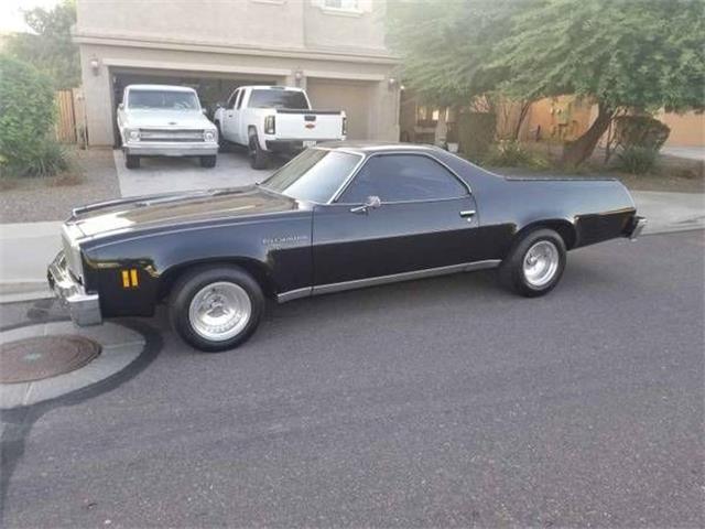 1977 Chevrolet El Camino (CC-1134563) for sale in Cadillac, Michigan