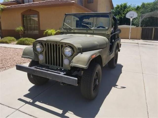 1977 Jeep CJ (CC-1134564) for sale in Cadillac, Michigan
