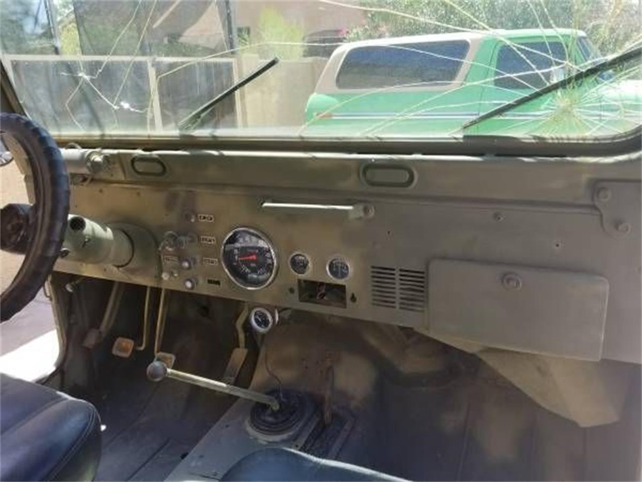 1977 Jeep CJ (CC-1134564) for sale in Cadillac, Michigan