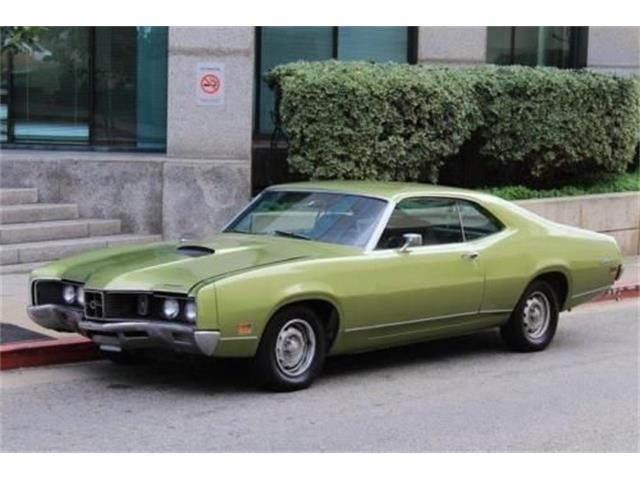 1970 Mercury Cyclone GT (CC-1134577) for sale in Cadillac, Michigan