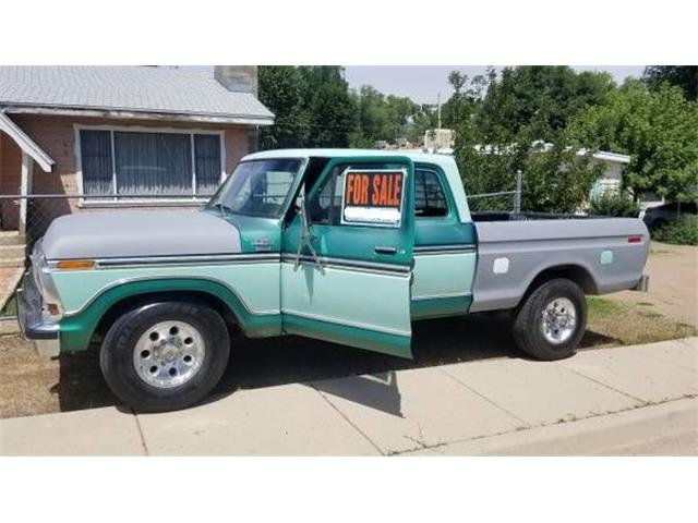 1978 Ford F150 (CC-1134579) for sale in Cadillac, Michigan