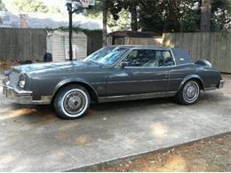1985 Buick Riviera (CC-1134645) for sale in Cadillac, Michigan