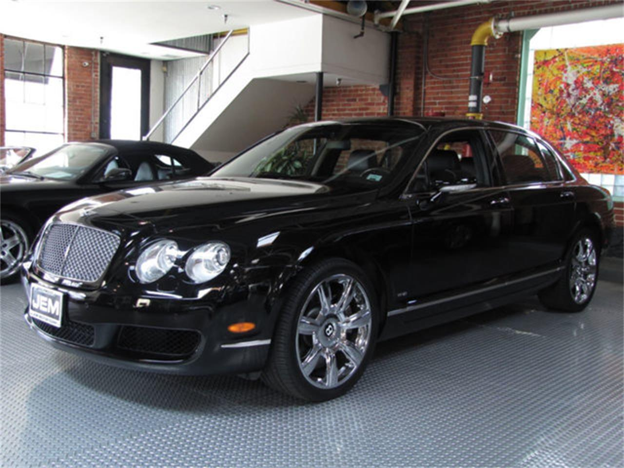 2006 Bentley Continental Flying Spur (CC-1134668) for sale in Hollywood, California