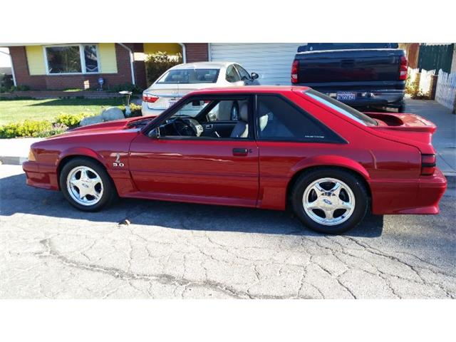 1988 Ford Mustang (CC-1134683) for sale in Cadillac, Michigan