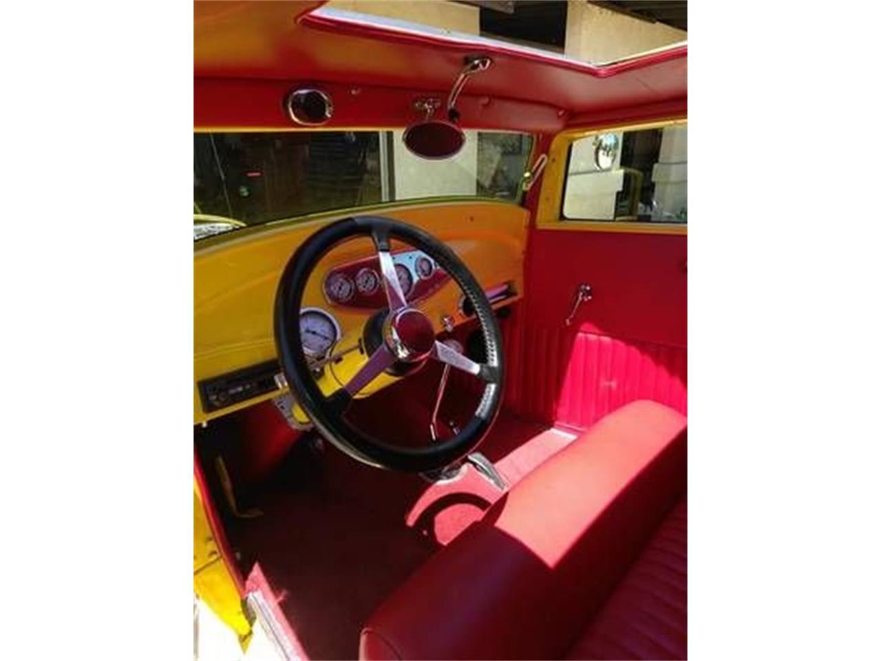 1932 Ford Sedan (CC-1134716) for sale in Cadillac, Michigan