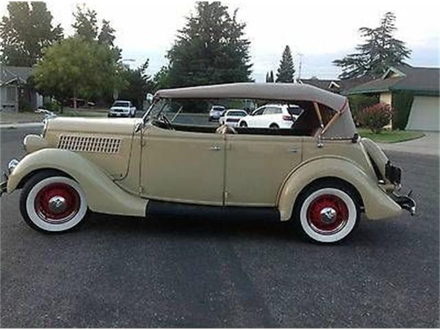 1935 Ford Phaeton (CC-1134723) for sale in Cadillac, Michigan