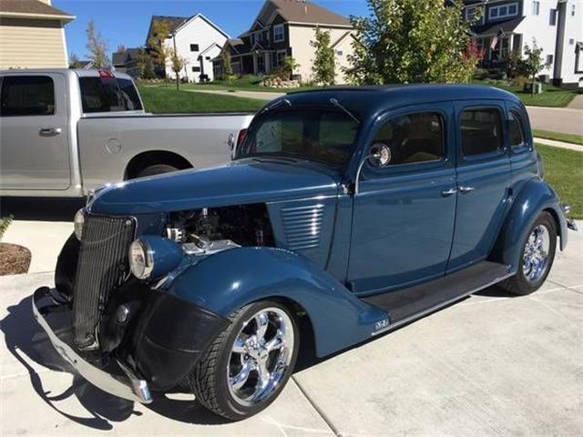 1936 Ford Sedan (CC-1134724) for sale in Cadillac, Michigan