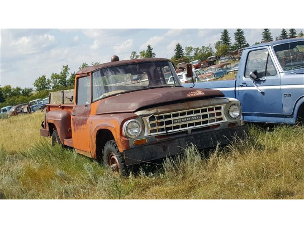 1964 International C1200 (CC-1134727) for sale in Cadillac, Michigan
