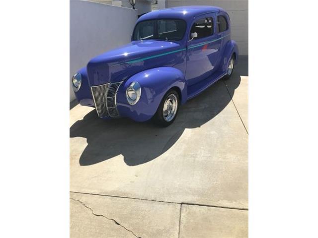 1940 Ford Sedan (CC-1134732) for sale in Cadillac, Michigan