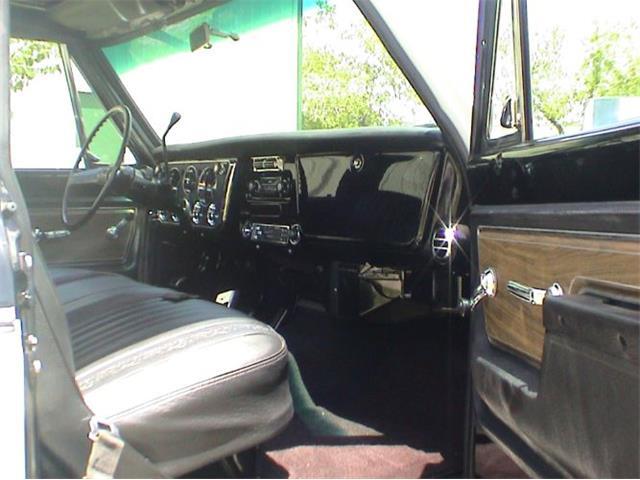 1972 Chevrolet C10 (CC-1134743) for sale in Cadillac, Michigan
