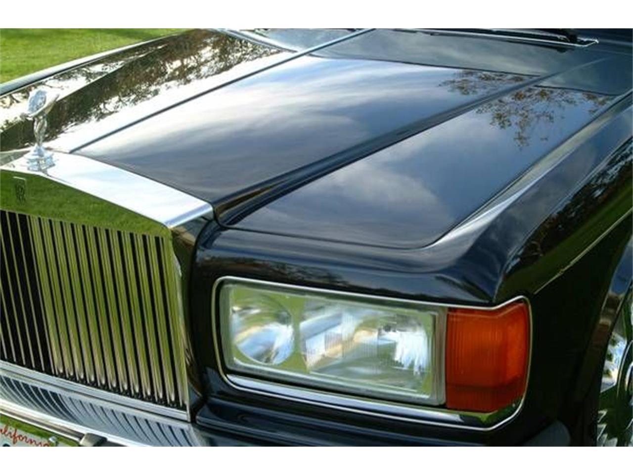 1991 Rolls-Royce Silver Spur II (CC-1134748) for sale in Cadillac, Michigan