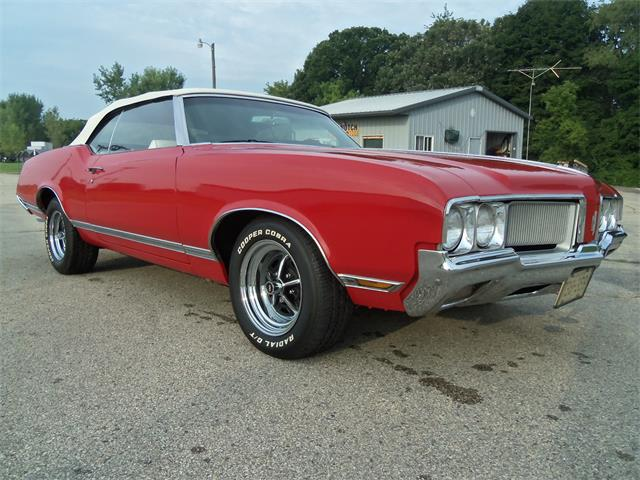 1970 Oldsmobile Cutlass Supreme (CC-1134788) for sale in Jefferson, Wisconsin
