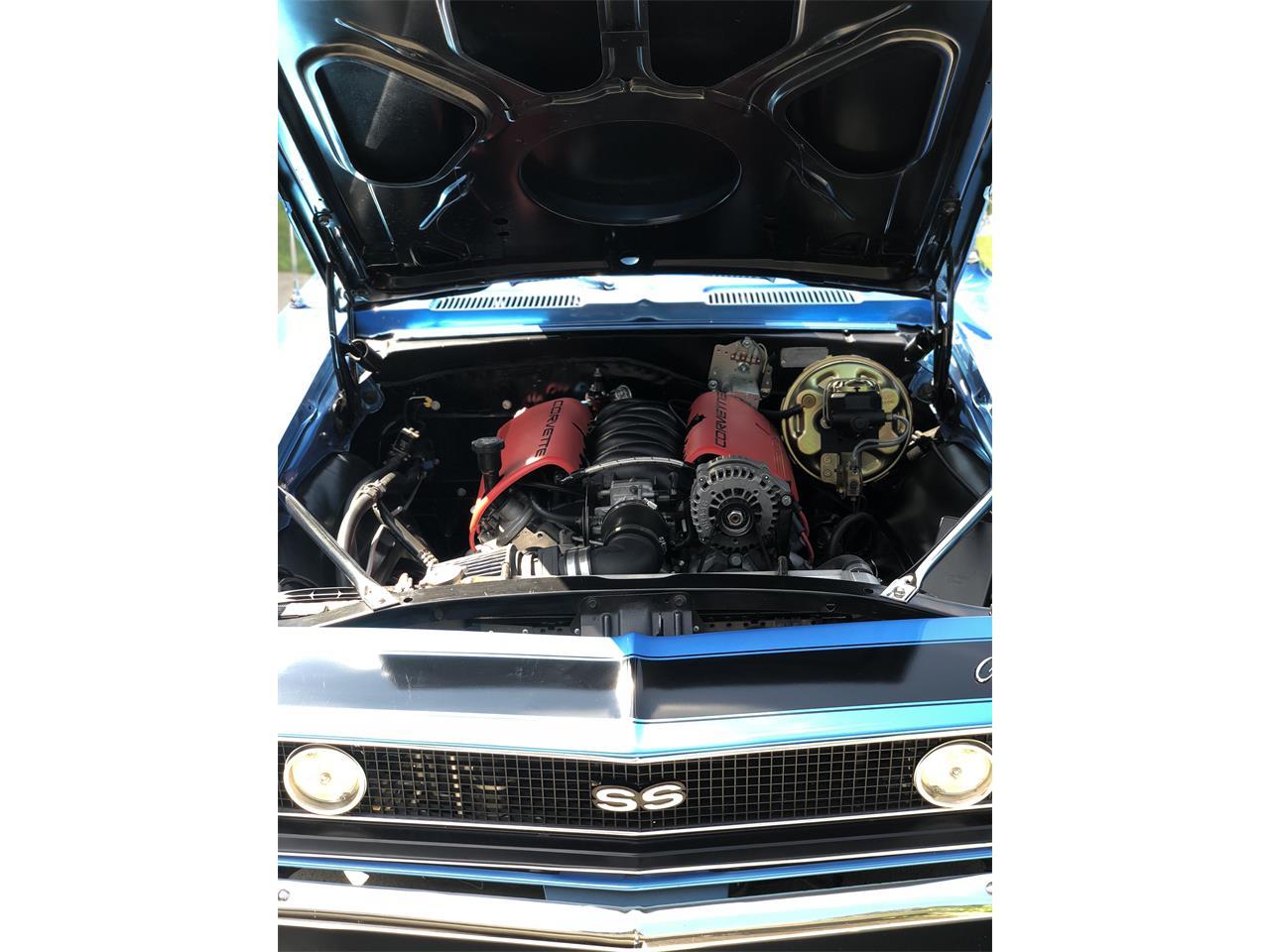 1967 Chevrolet Camaro SS (CC-1130480) for sale in Highland, Michigan