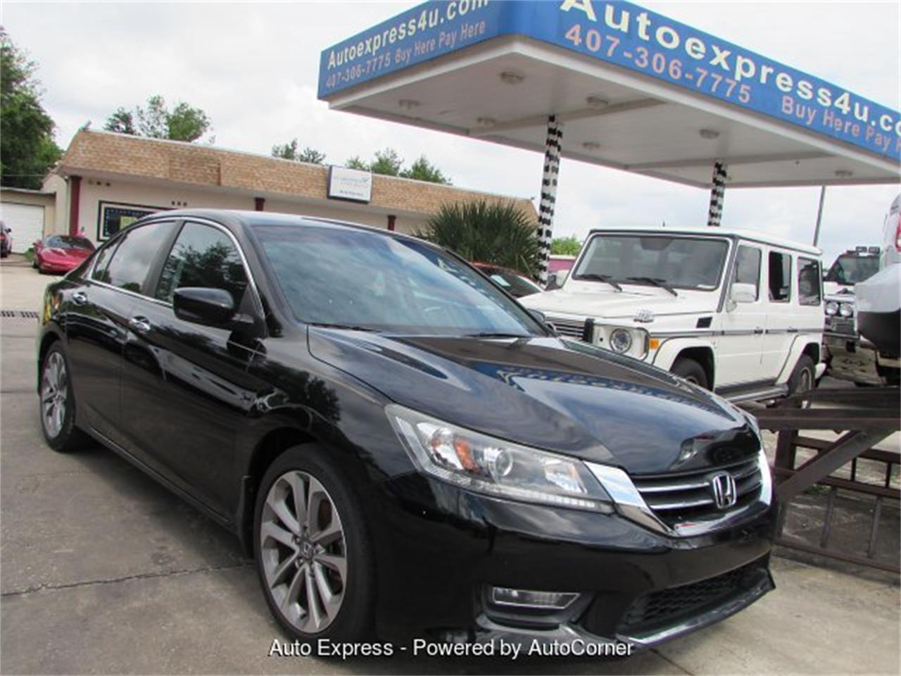 Honda Accord 2013 For Sale >> 2013 Honda Accord For Sale Classiccars Com Cc 1134894