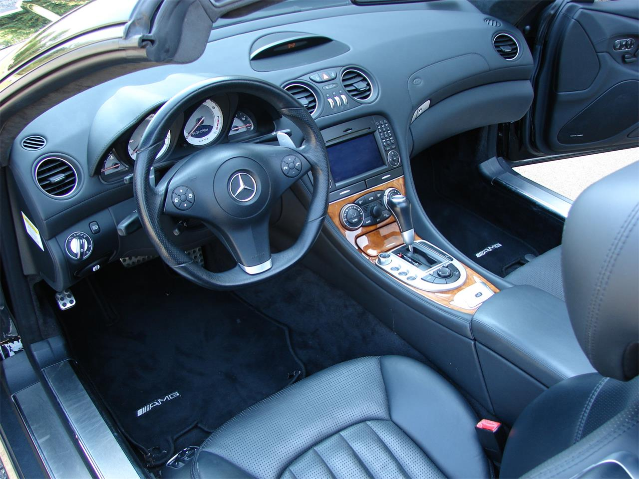 2009 Mercedes-Benz SL-Class (CC-1134981) for sale in Washington, Missouri