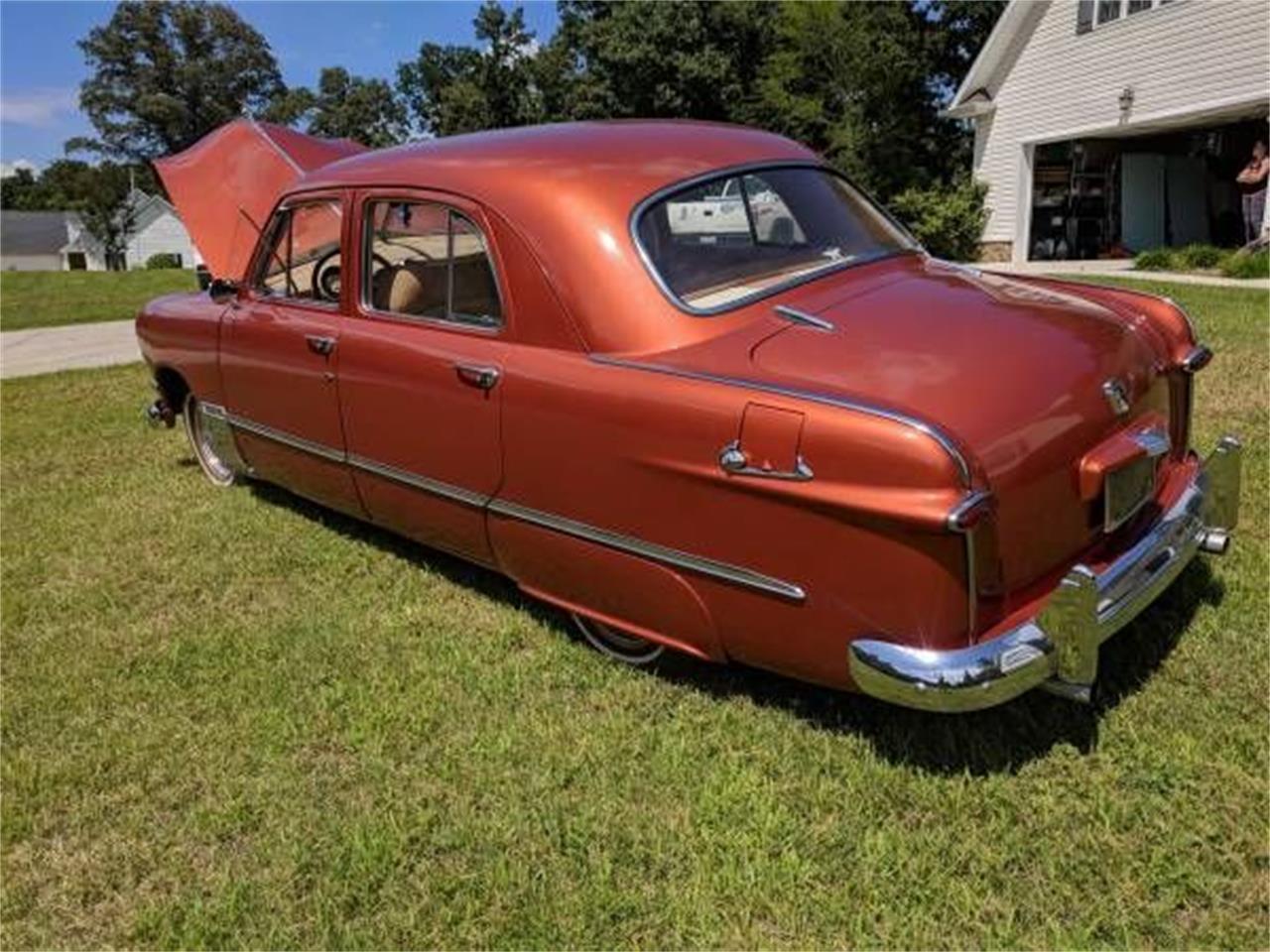 1950 Ford Custom (CC-1135162) for sale in Cadillac, Michigan