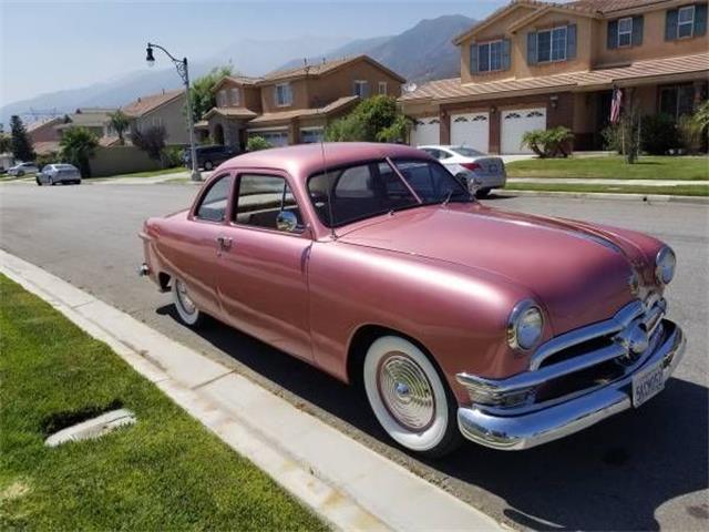 1950 Ford 2-Dr Sedan