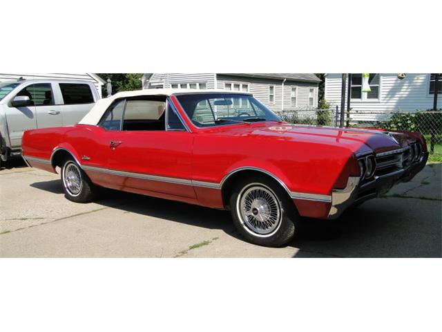 1966 Oldsmobile Cutlass (CC-1130523) for sale in Prior Lake, Minnesota