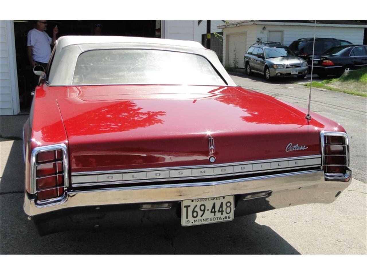 1966 Oldsmobile Cutlass (CC-1130523) for sale in Prior Lake, Minnesota
