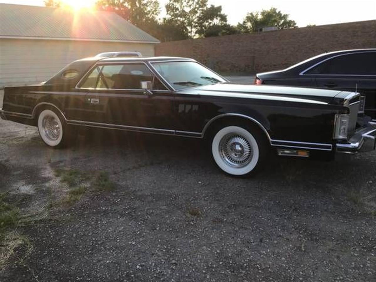 1979 Lincoln Continental (CC-1135468) for sale in Cadillac, Michigan