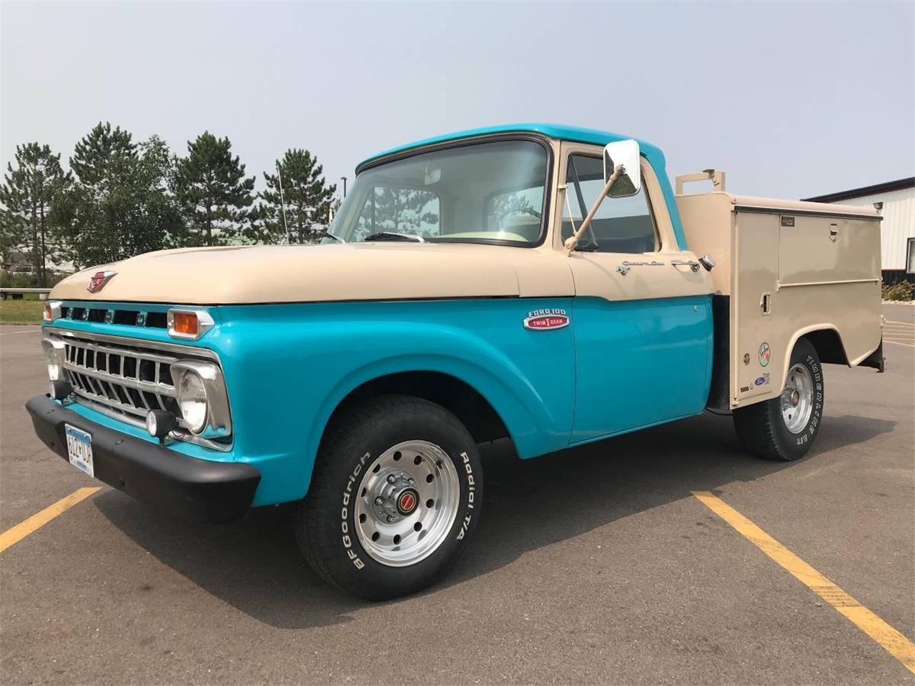 1965 Ford F100 For Sale Classiccars Com Cc 1135472