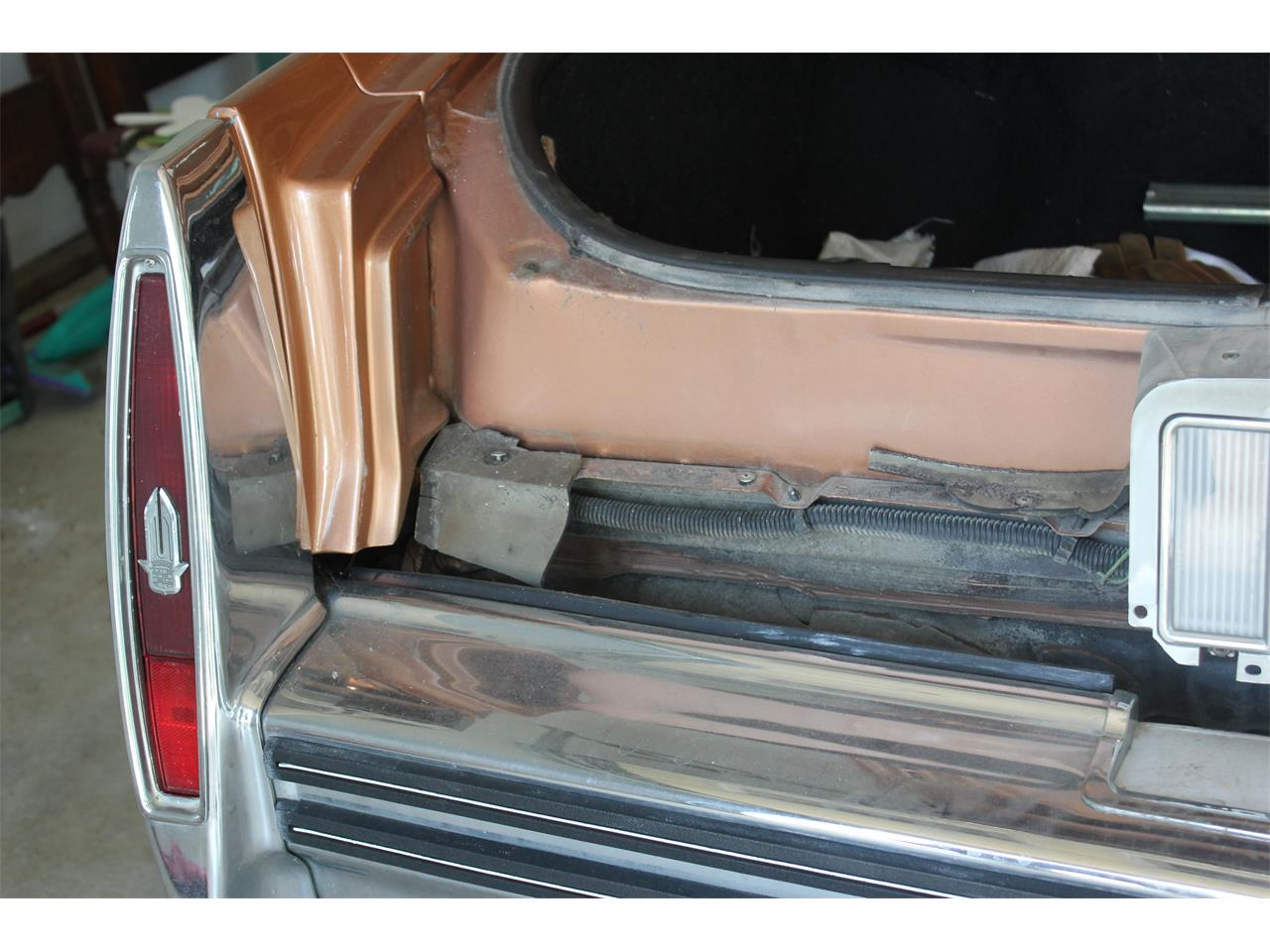 1979 Cadillac Fleetwood Brougham (CC-1135673) for sale in Paris, Kentucky
