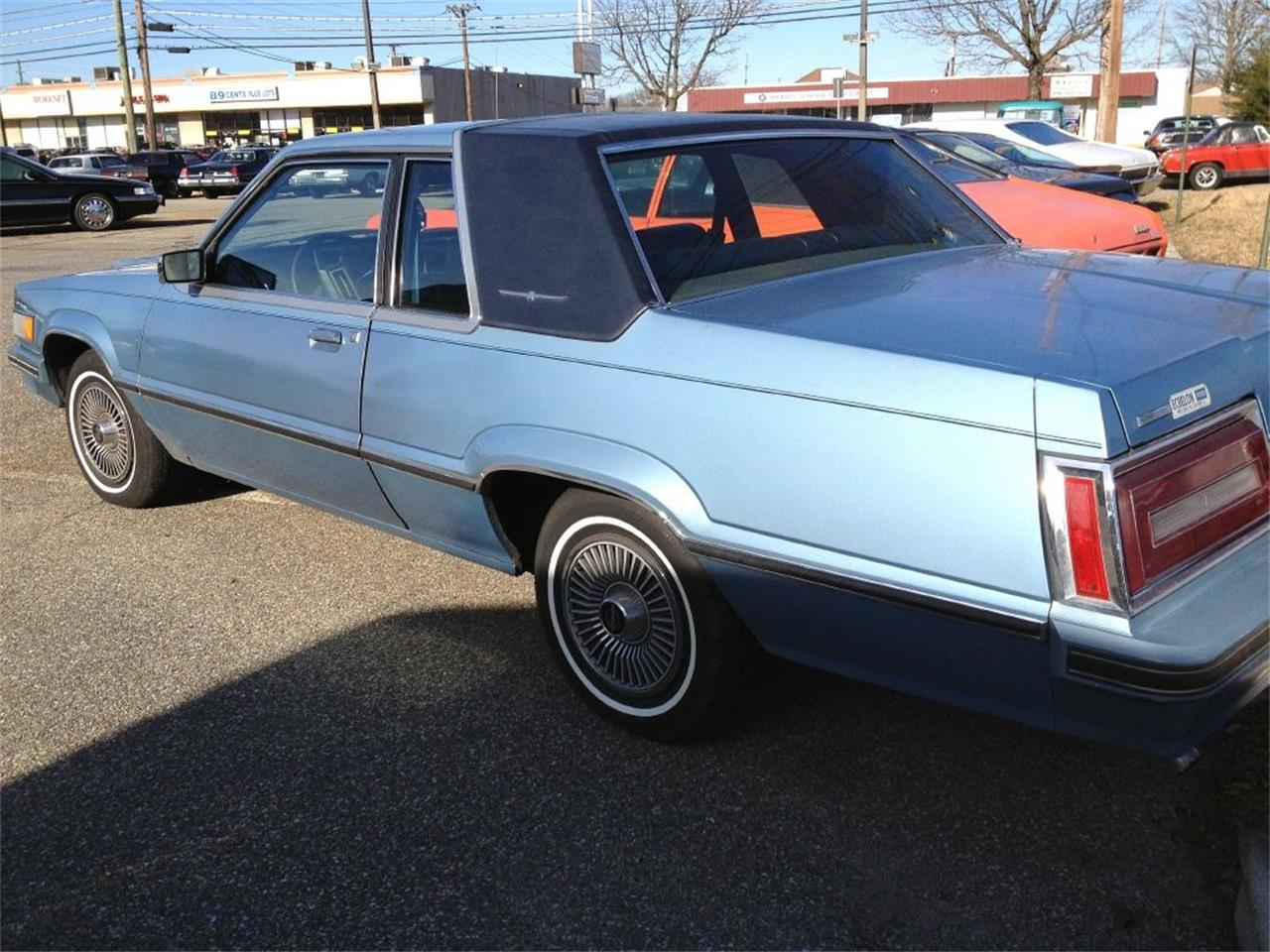 1982 Ford Thunderbird (CC-1135719) for sale in Stratford, New Jersey