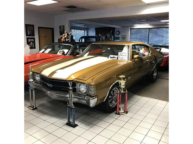 1971 Chevrolet Chevelle SS (CC-1135734) for sale in Stratford, New Jersey
