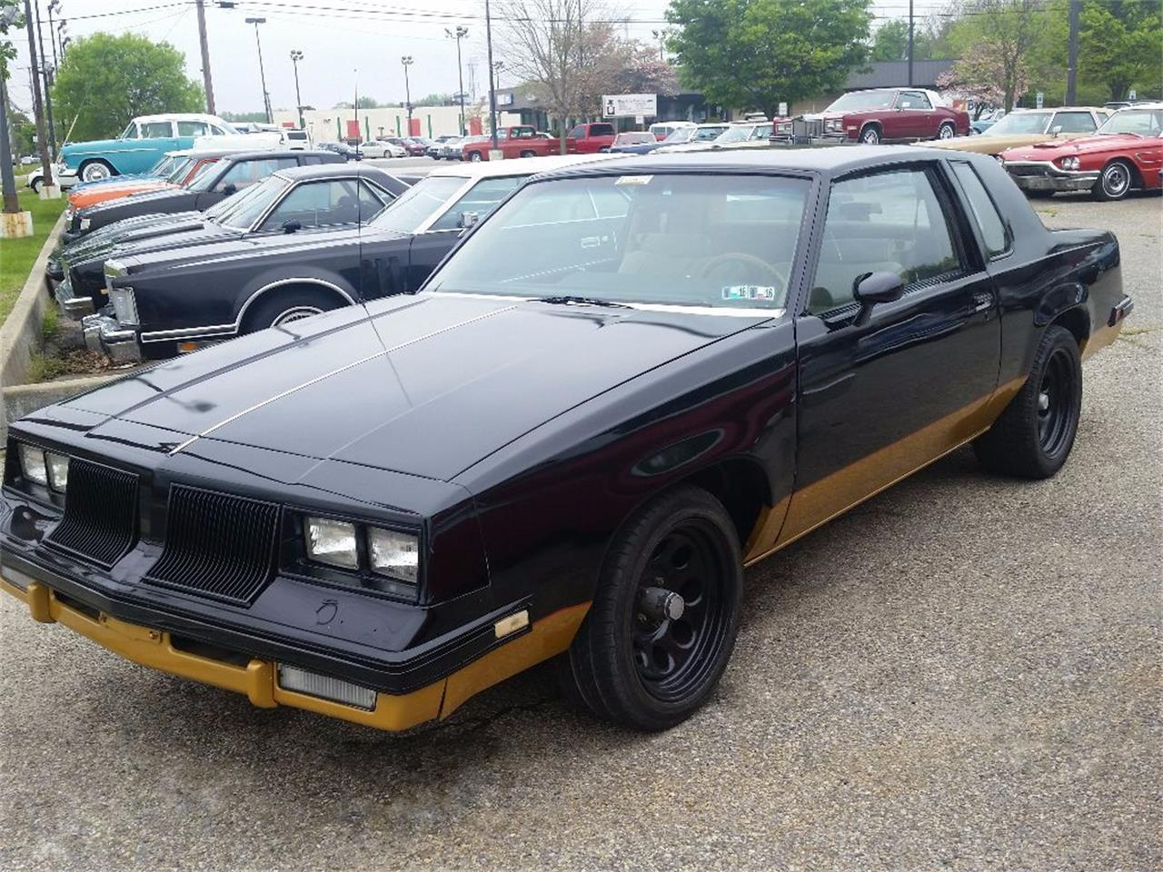 1986 Oldsmobile Cutlass (CC-1135740) for sale in Stratford, New Jersey