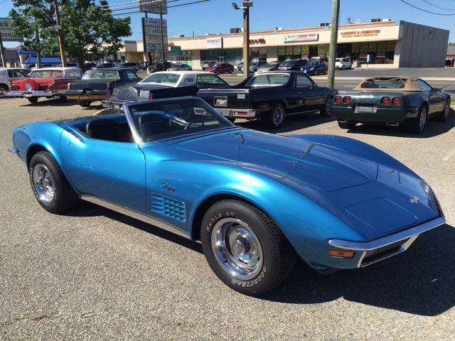 1970 Chevrolet Corvette (CC-1135747) for sale in Stratford, New Jersey