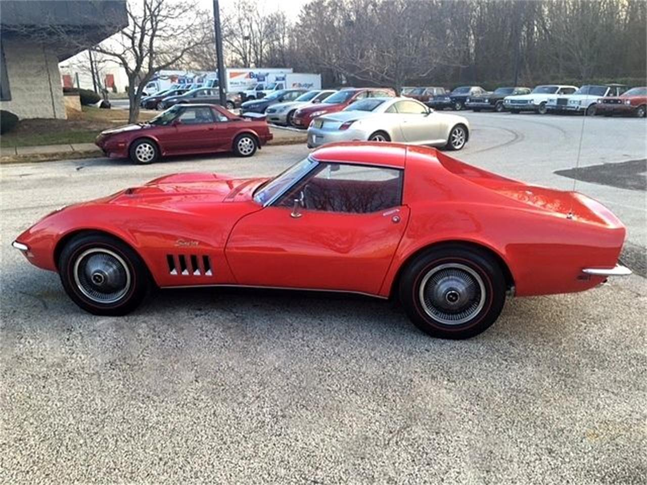 1968 Chevrolet Corvette (CC-1135755) for sale in Stratford, New Jersey