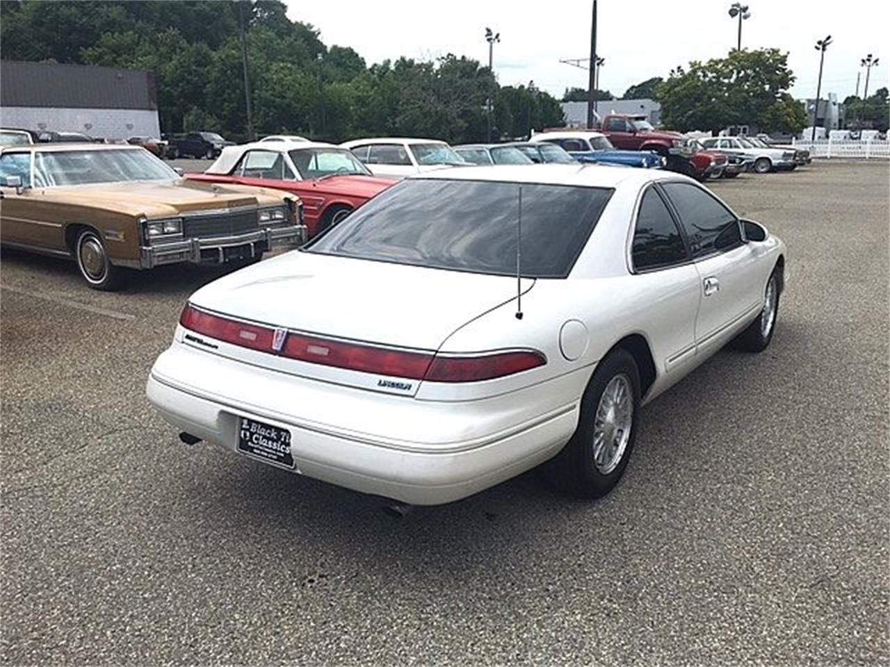 1996 Lincoln Mark VIII (CC-1135759) for sale in Stratford, New Jersey