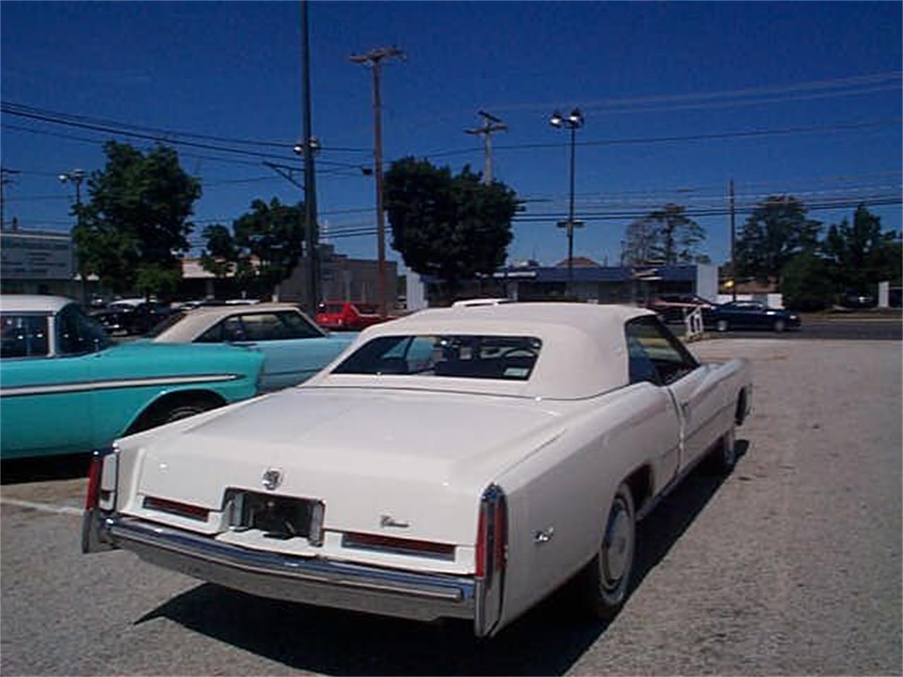 1976 Cadillac Eldorado (CC-1135761) for sale in Stratford, New Jersey