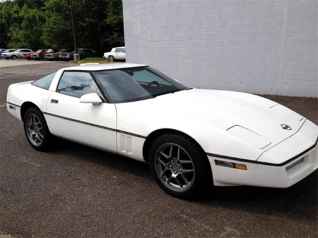 1990 Chevrolet Corvette (CC-1135763) for sale in Stratford, New Jersey